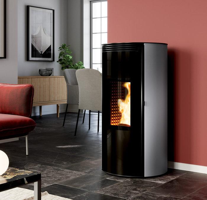 Riscaldare una stanza: la stufa ad aria calda ventilata