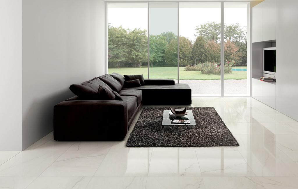 Lea ceramiche pavimento effetto marmo 75x75 rettificato