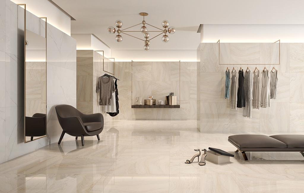american tile pavimento effetto marmo