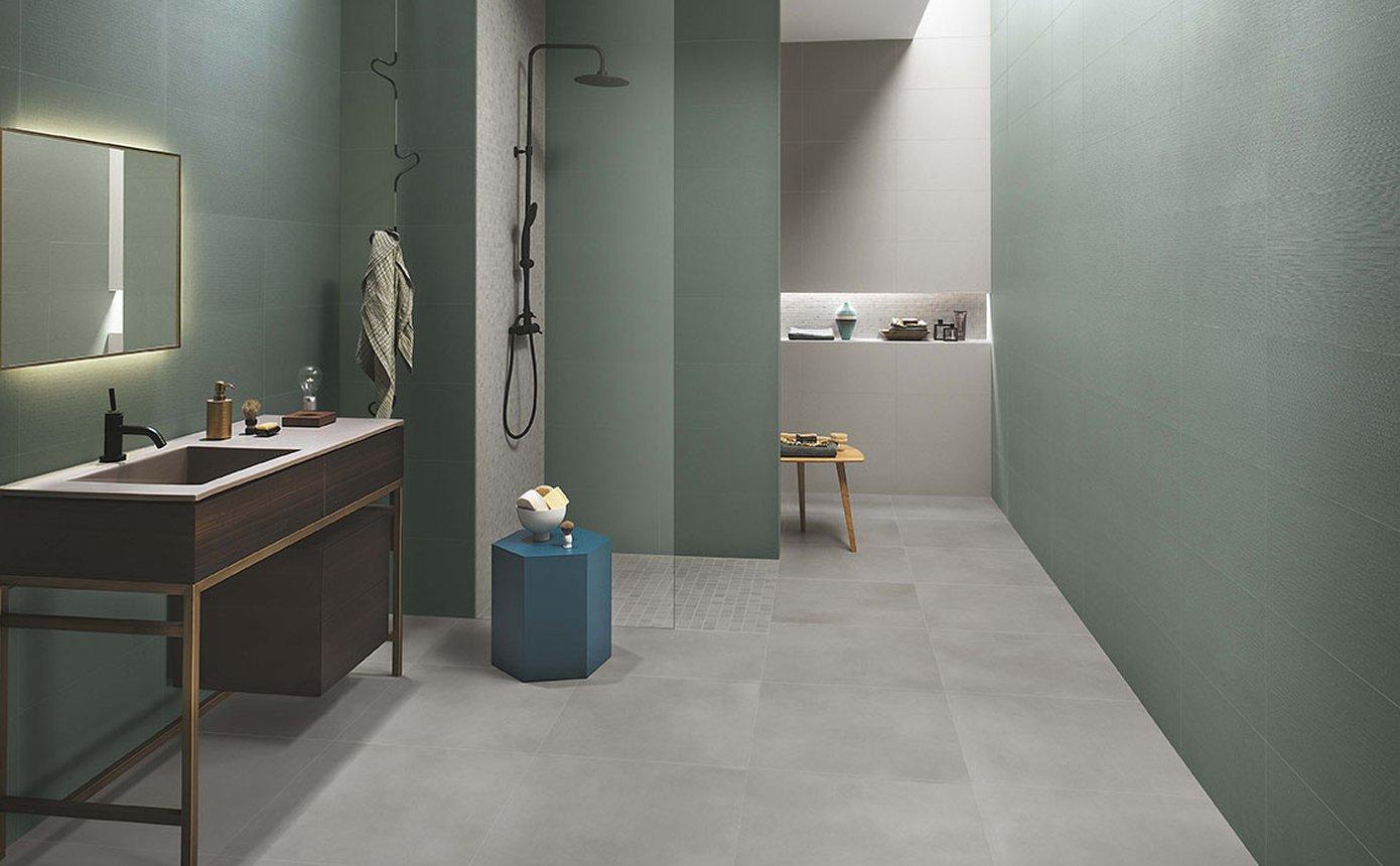 Pavimenti e rivestimenti Fap ceramiche Serie MILANO&WALL